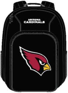 Arizona Cardinals Southpaw Youth Backpack