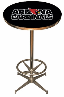 Arizona Cardinals Team Pub Table