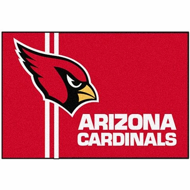 Arizona Cardinals Uniform Inspired 20 x 30 Rug