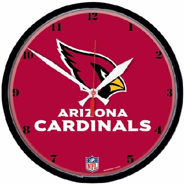 Arizona Cardinals Wall Clock