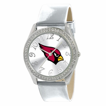 Arizona Cardinals Women's Glitz Watch