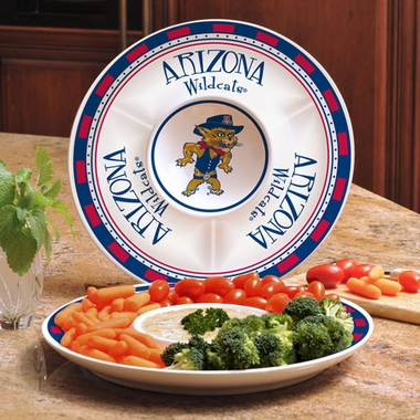 Arizona Ceramic Chip and Dip Plate