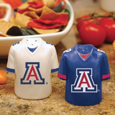 Arizona Ceramic Jersey Salt and Pepper Shakers
