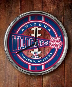 Arizona Chrome Clock
