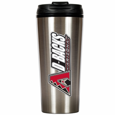 Arizona Diamondbacks 16 oz. Thermo Travel Tumbler