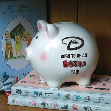 Arizona Diamondbacks (Born to Be) Piggy Bank