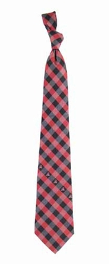 Arizona Diamondbacks Check Poly Necktie