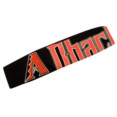 Arizona Diamondbacks FanBand Hair Band
