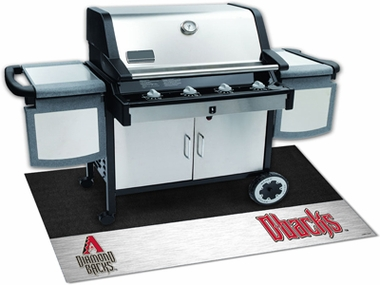 Arizona Diamondbacks Grill Mat