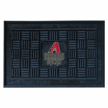 Arizona Diamondbacks Heavy Duty Vinyl Doormat