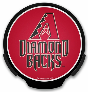 Arizona Diamondbacks Light Up Power Decal