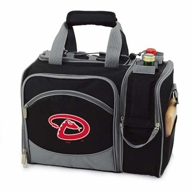 Arizona Diamondbacks Malibu Picnic Cooler (Black)