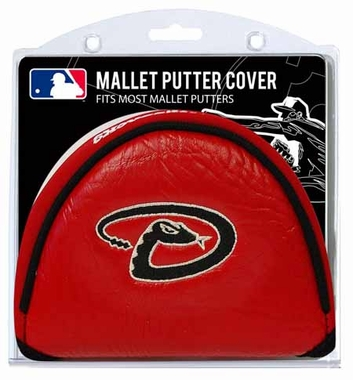 Arizona Diamondbacks Mallet Putter Cover