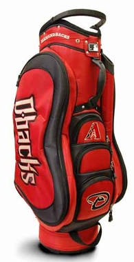 Arizona Diamondbacks Medalist Cart Bag
