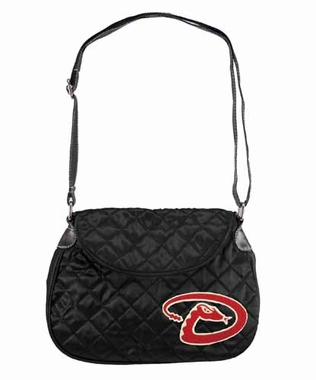 Arizona Diamondbacks Quilted Saddlebag