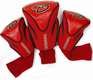 Arizona Diamondbacks Set of Three Contour Headcovers