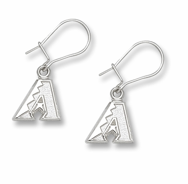 Arizona Diamondbacks Sterling Silver Post or Dangle Earrings