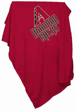 Arizona Diamondbacks Sweatshirt Blanket