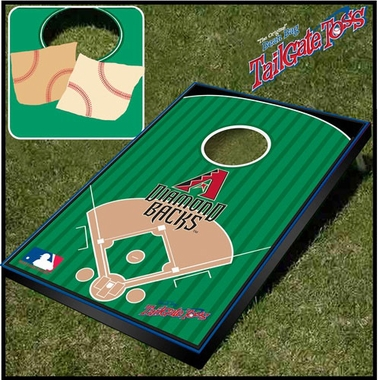 Arizona Diamondbacks Tailgate Toss Cornhole Beanbag Game