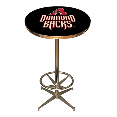 Arizona Diamondbacks Team Pub Table