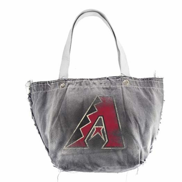 Arizona Diamondbacks Vintage Tote (Black)