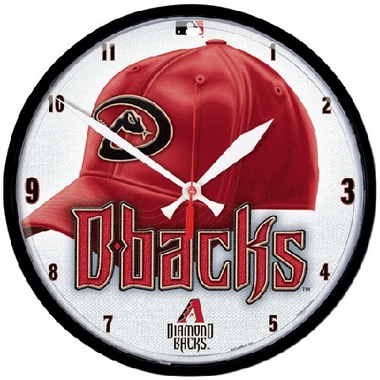 Arizona Diamondbacks Wall Clock
