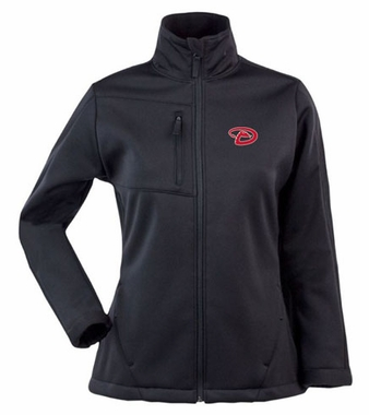 Arizona Diamondbacks Womens Traverse Jacket (Team Color: Black)