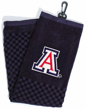 Arizona Embroidered Golf Towel