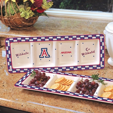 Arizona Gameday Relish Tray