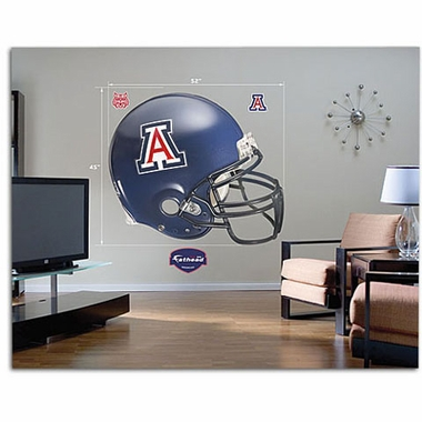Arizona Helmet Fathead Wall Graphic