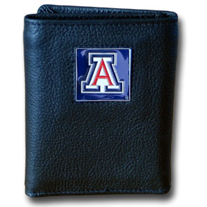 Arizona Leather Trifold Wallet (F)