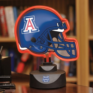 Arizona Neon Display Helmet