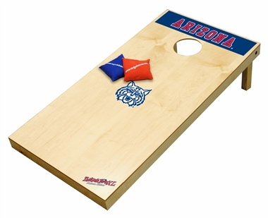 Arizona Regulation Size (XL) Tailgate Toss Beanbag Game
