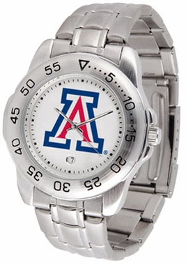 Arizona Sport Men's Steel Band Watch