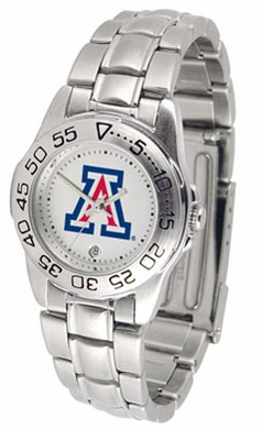 Arizona Sport Women's Steel Band Watch
