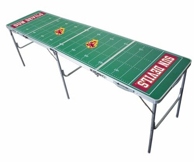 Arizona State 2x8 Tailgate Table