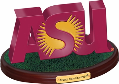 Arizona State 3D Logo