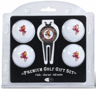 Arizona State 4 Ball and Tool Gift Set