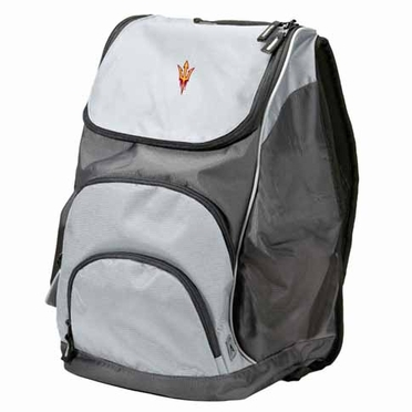 Arizona State Action Backpack (Color: Grey)