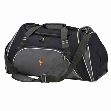 Arizona State Action Duffle (Color: Black)