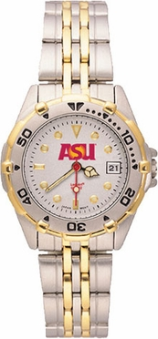 Arizona State All Star Womens (Steel Band) Watch