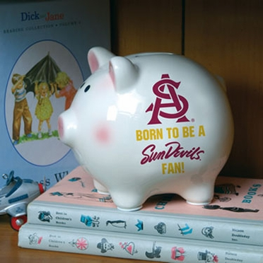 Arizona State (Born to Be) Piggy Bank