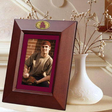 Arizona State BROWN Portrait Picture Frame