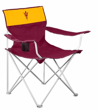 Arizona State Canvas Adult Folding Logo Chair