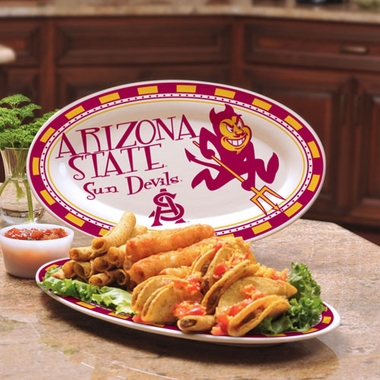 Arizona State Ceramic Platter