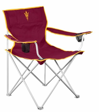 Arizona State Deluxe Adult Folding Logo Chair