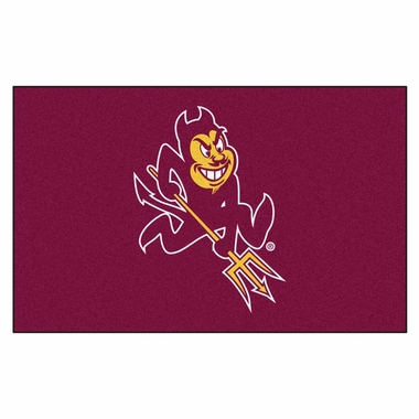 Arizona State Economy 5 Foot x 8 Foot Mat