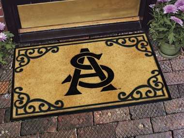 Arizona State Exterior Door Mat