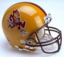 Arizona State Full Sized Replica Helmet