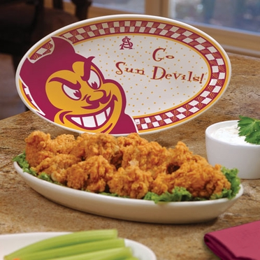 Arizona State Gameday Ceramic Platter